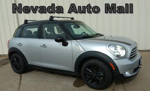 2013 MINI Countryman for sale in Nevada MO