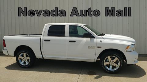 2017 RAM Ram Pickup 1500 for sale in Nevada MO