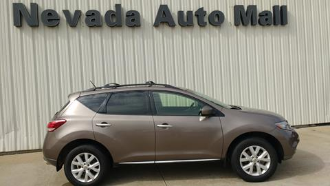 2013 Nissan Murano for sale in Nevada, MO