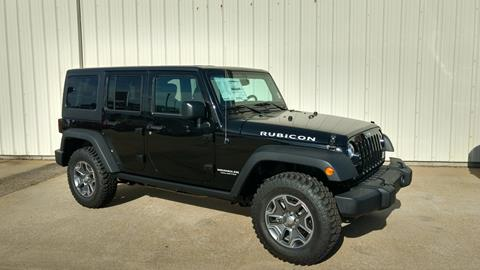 2017 Jeep Wrangler Unlimited for sale in Nevada, MO