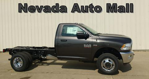 2017 RAM Ram Chassis 3500 for sale in Nevada, MO