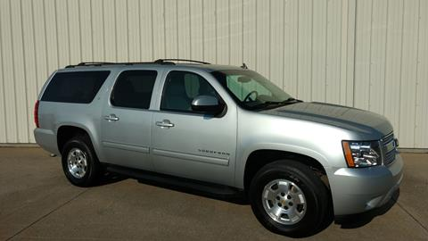 2013 Chevrolet Suburban for sale in Nevada, MO