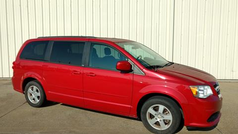 2012 Dodge Grand Caravan for sale in Nevada, MO