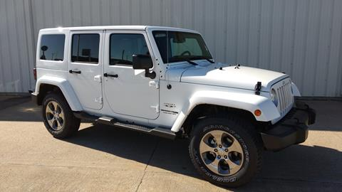 2018 Jeep Wrangler Unlimited for sale in Nevada, MO