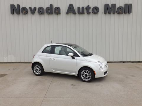 2015 FIAT 500 for sale in Nevada MO