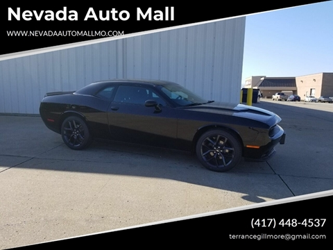 2019 Dodge Challenger for sale in Nevada, MO