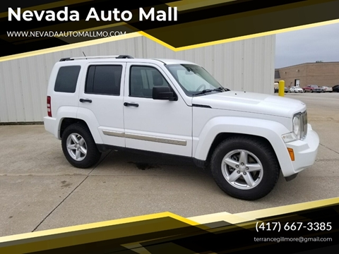 2011 Jeep Liberty for sale in Nevada, MO
