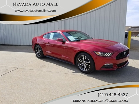 2017 Ford Mustang for sale in Nevada, MO