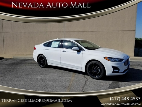2019 Ford Fusion for sale in Nevada, MO