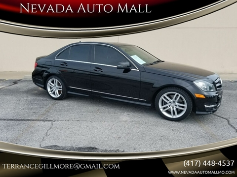 2014 Mercedes-Benz C-Class for sale in Nevada, MO