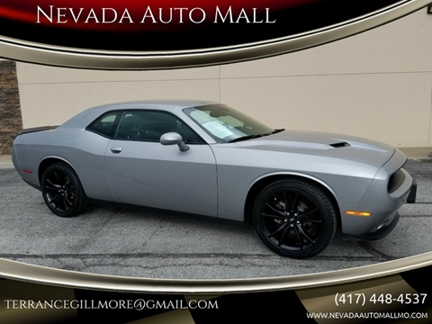 2018 Dodge Challenger for sale in Nevada, MO