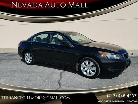 2010 Honda Accord for sale in Nevada, MO