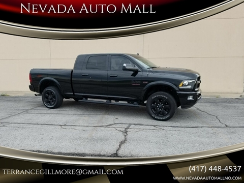 2017 RAM Ram Pickup 3500 for sale in Nevada, MO