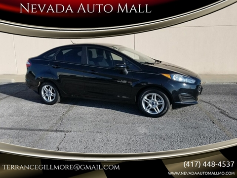 2017 Ford Fiesta for sale in Nevada, MO