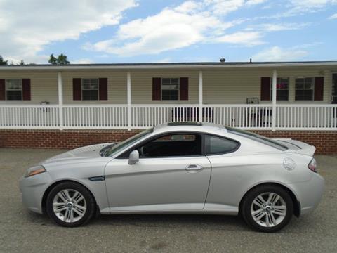 2008 Hyundai Tiburon for sale in Madison Heights, VA