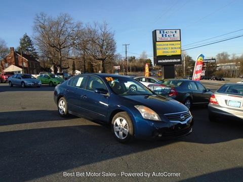 2007 Nissan Altima for sale in Madison Heights, VA
