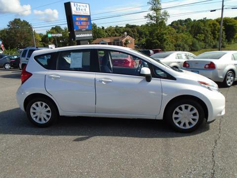 2014 Nissan Versa Note for sale in Madison Heights, VA