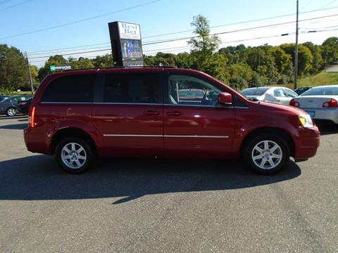 2010 Chrysler Town and Country for sale in Madison Heights, VA