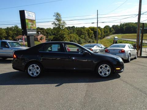 2011 Ford Fusion for sale in Madison Heights, VA