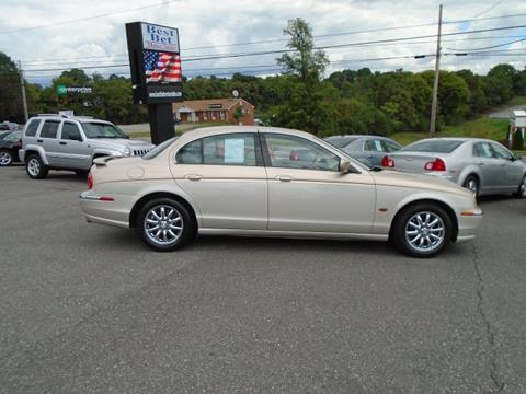 2002 Jaguar S-Type for sale in Madison Heights, VA