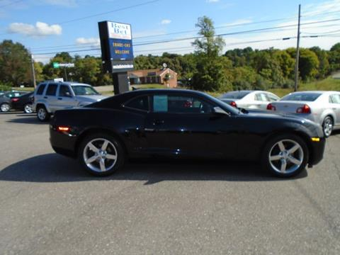 2010 Chevrolet Camaro for sale in Madison Heights, VA