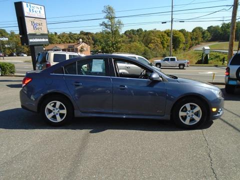2014 Chevrolet Cruze for sale in Madison Heights, VA