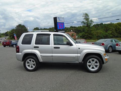 2007 Jeep Liberty for sale in Madison Heights, VA