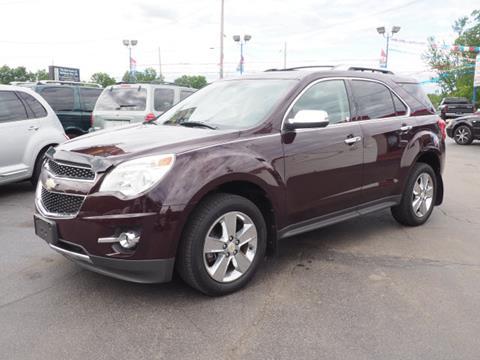 2011 Chevrolet Equinox for sale in Warren, OH