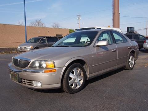 2002 Lincoln LS for sale in Warren, OH