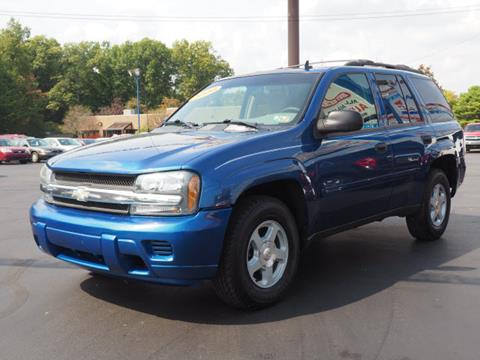 2006 Chevrolet TrailBlazer for sale in Warren, OH