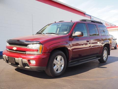 2005 Chevrolet TrailBlazer EXT for sale in Warren, OH