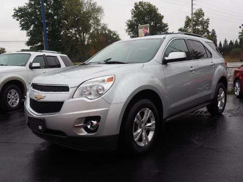 2012 Chevrolet Equinox for sale in Warren, OH