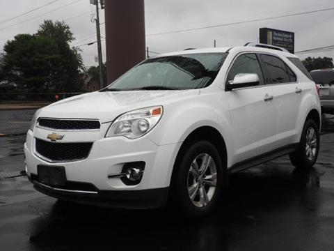 2010 Chevrolet Equinox for sale in Warren, OH