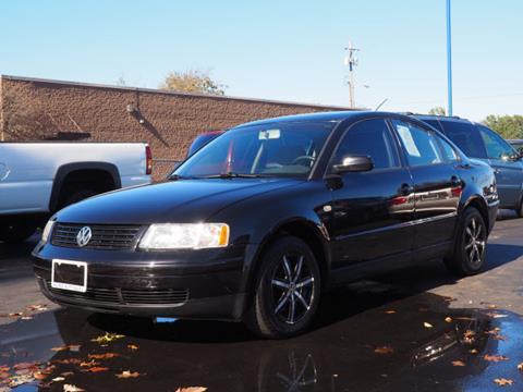 2000 Volkswagen Passat for sale in Warren, OH