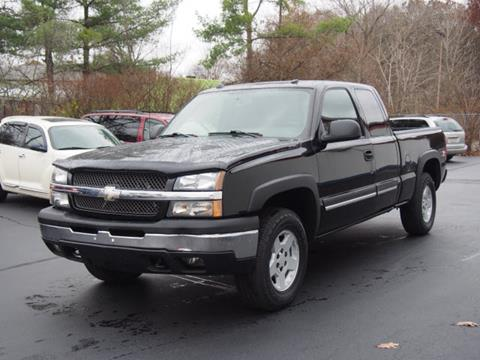 2004 chevrolet silverado 1500 for sale in ohio. Black Bedroom Furniture Sets. Home Design Ideas