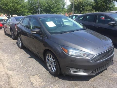 2015 Ford Focus for sale in Eastpointe MI