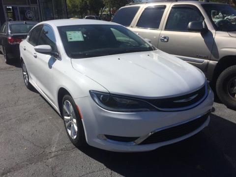2016 Chrysler 200 for sale in Eastpointe, MI