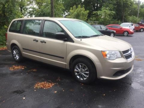 2013 Dodge Grand Caravan for sale in Eastpointe, MI