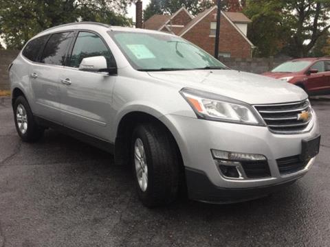 2014 Chevrolet Traverse for sale in Eastpointe, MI