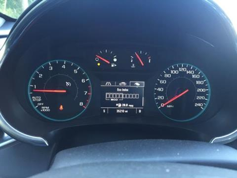 2016 Chevrolet Malibu for sale in Eastpointe, MI