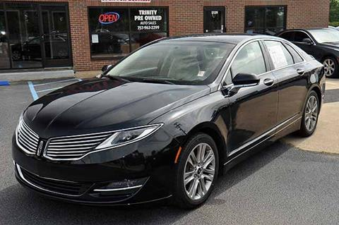 2014 Lincoln MKZ for sale in Norfolk, VA