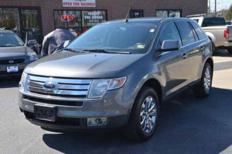 Ford Edge For Sale At Bankruptcy Car Financing In Norfolk Va