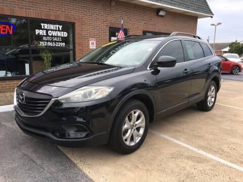 2014 Mazda CX-9 for sale at Bankruptcy Car Financing in Norfolk VA