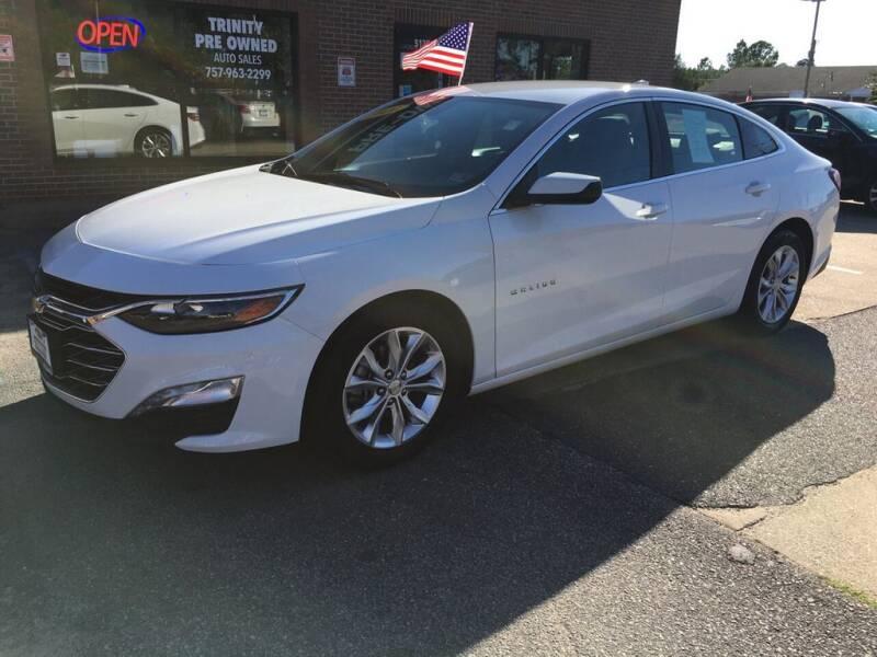 2020 Chevrolet Malibu for sale at Bankruptcy Car Financing in Norfolk VA