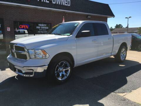 2019 RAM Ram Pickup 1500 Classic for sale at Bankruptcy Car Financing in Norfolk VA