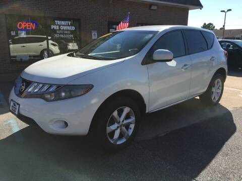 2010 Nissan Murano for sale at Bankruptcy Car Financing in Norfolk VA