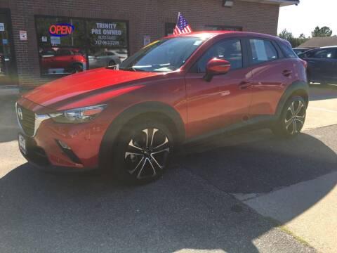 2019 Mazda CX-3 for sale at Bankruptcy Car Financing in Norfolk VA