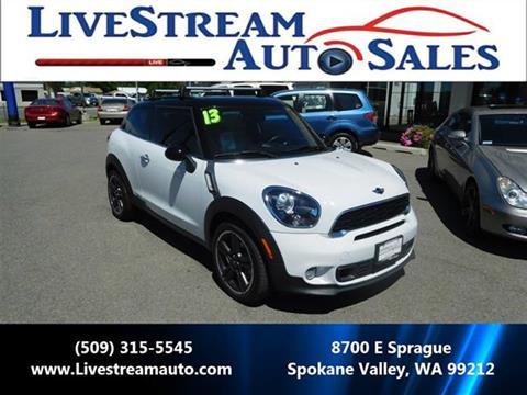 2013 MINI Paceman for sale in Spokane Valley, WA