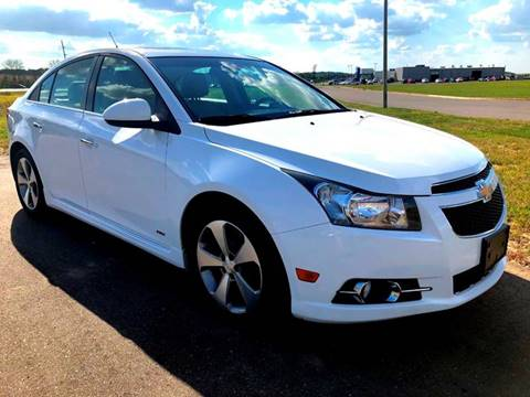 2011 Chevrolet Cruze for sale in Orfordville, WI