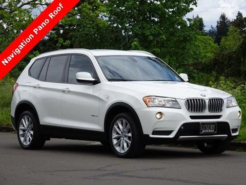 2013 BMW X3 for sale in Portland, OR